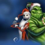 «Кошмар перед Рождеством» Тим Бертон